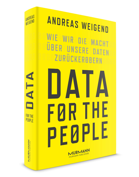 Data for the people Dr. Andreas Weigend