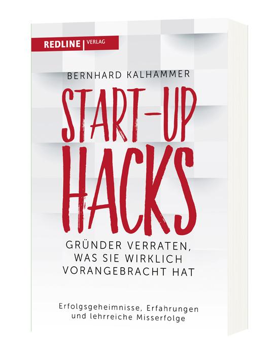 Start-up Hacks Bernhard Kalhammer
