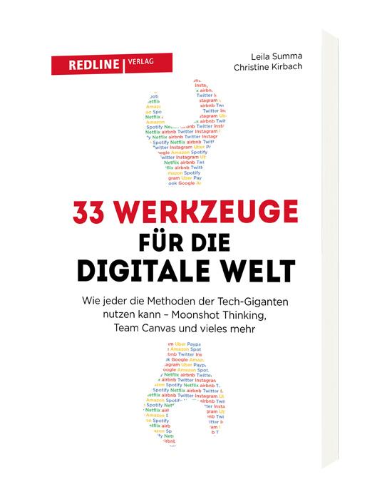 33 Werkzeuge für die digitale Welt Leila Summa / Christine Kirbach