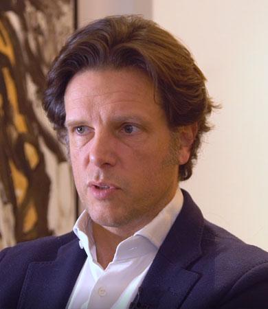 Florian Haller - Chef der größten unabhängigen Kommunikationsagentur Europas - Exklusives Interview mit Florian Haller