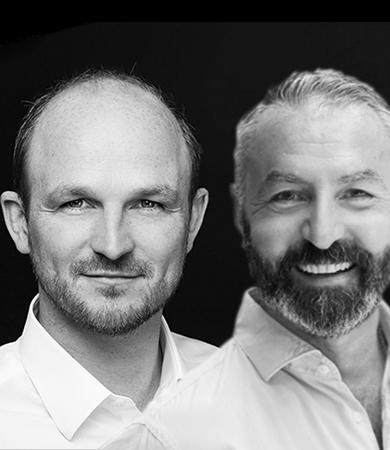 (Marken-)Kommunikation <br>in schwierigen Zeiten - Exklusives Interview mit Prof. Dr. Joost van Treeck und Wolfgang Bscheid