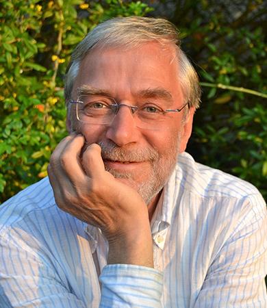 Education for Future / Was uns gesund erhält - Exklusiver Talk mit Prof. Dr. Gerald Hüther