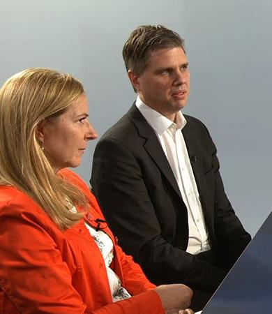 EU-Datenschutzgrundverordnung (DSGVO) <br>Neue Rechte - neue Pflichten - Exklusives Interview mit Claudia Rigon und Dr. Martin Bahr
