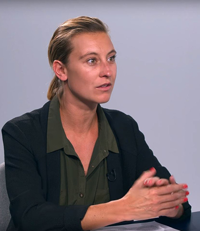 Wie aus Plastikmüll und Shutter-Brille<br>zwei Startups werden - Exklusives Interview mit Luise Grossmann