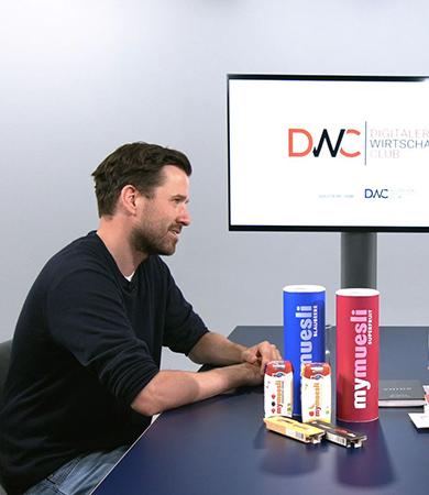 Max Wittrock und die Mymuesli-Story  - Exklusives Interview mit Max Wittrock