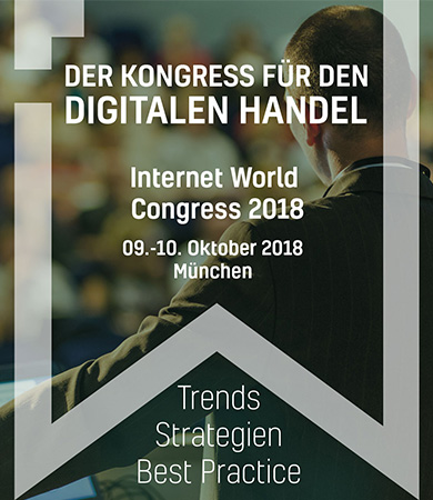 Internet World Congress 2018 - Kongress für den digitalen Handel